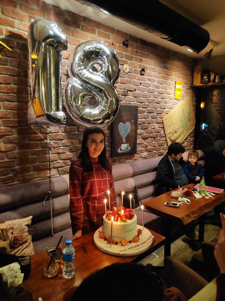 Bi'Latte CBC Doğum Günü